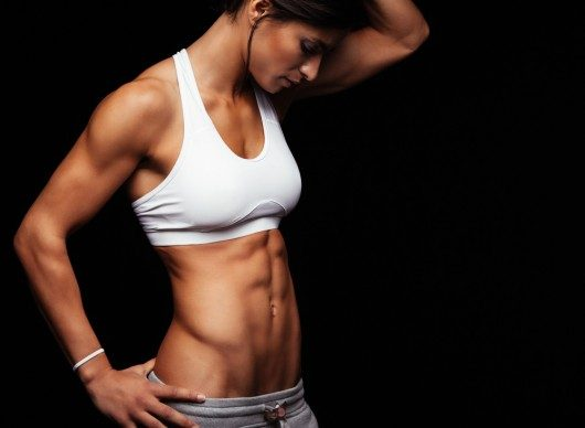 12 Instagram Girls for Abs Inspiration