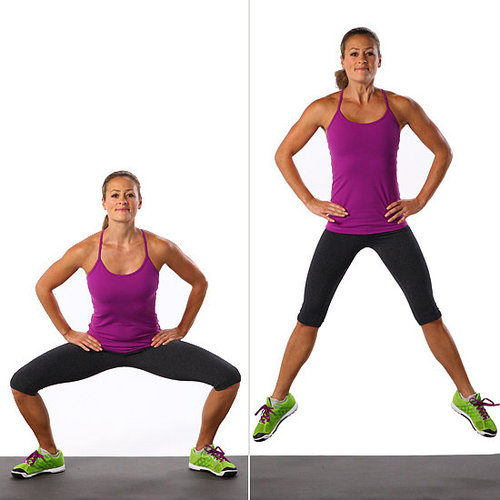Say Good Bye to Saddlebags. 10 Exercises to Tone Your ...