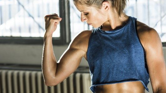 Crazy and Fast Upper Body Circuit for Busy Bees