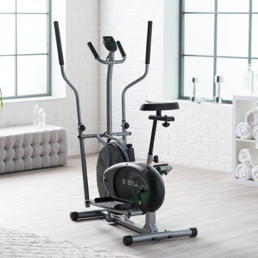 Body Rider Elliptical Trainer with Seat