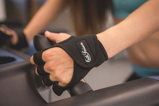 Crossfit and Weight Lifting Fingerless Gloves