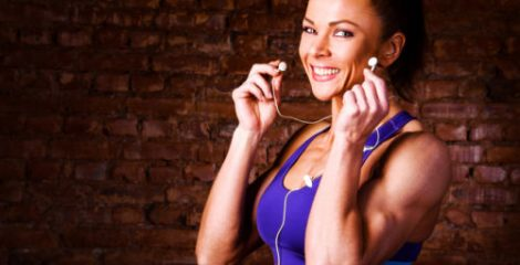 Pheadphones for fitness and running