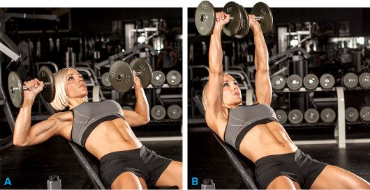 Bench Press_Women