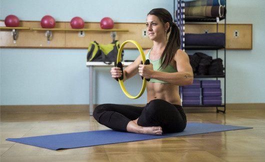 Nayoya's Fitness Ring