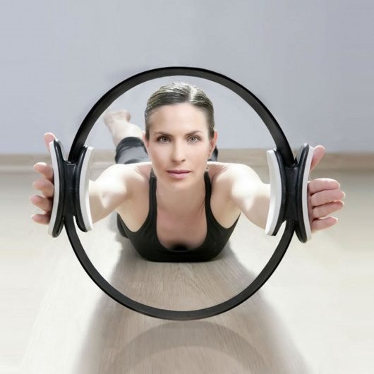 Pilates Ring Workout to Tone Your Upper Body