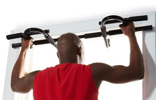 ProSource Doorway Pull-Up Bar