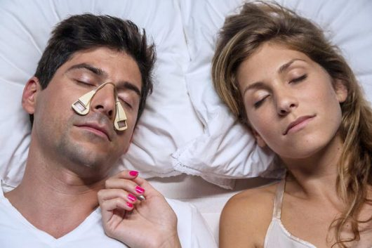 Snoring aids