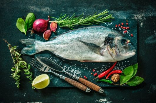 The Four Best Types of Fish for Fitness Enthusiasts