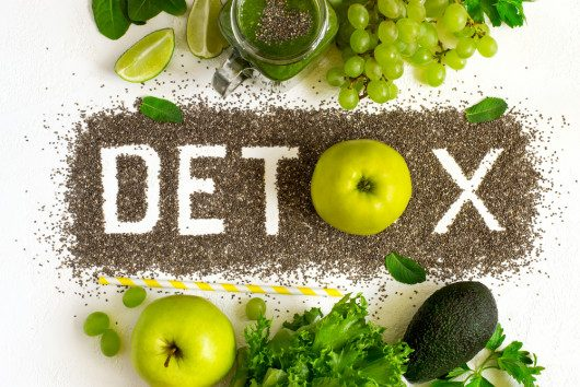 The Five Steps to a Great Detox