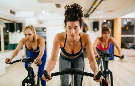 Spin Bike and Cycling. The Roller Coaster for Your Health