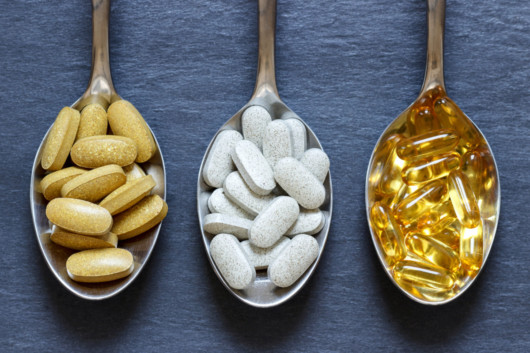 Popular Types of Dietary Health Supplements