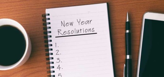 New Years Resolutions 2020- A Healthier Me