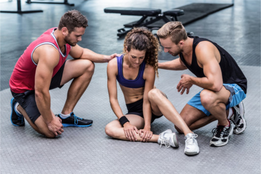 8 Common Gym Injuries and What You Can Do to Avoid Them