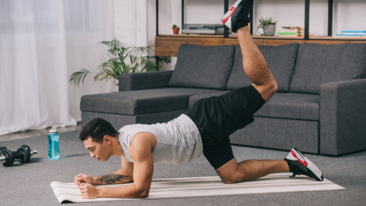 How to Create an Effective Home Workout to Build Muscles Without Equipment