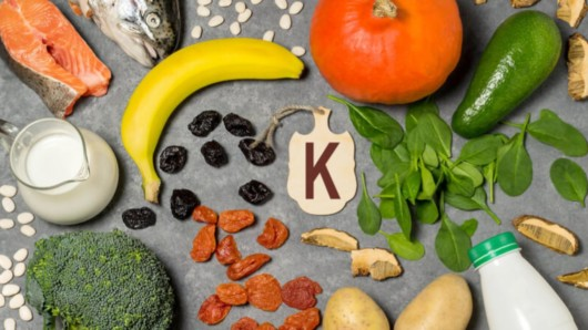 Bananas, potatoes, carrots, leafy greens, and tomatoes are all great sources of potassium