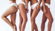 Long and beautiful legs of girls