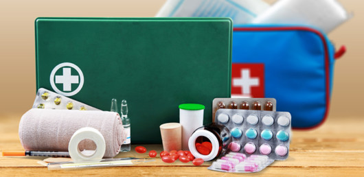 Five Types of Supplies That Every First Aid Kit Needs