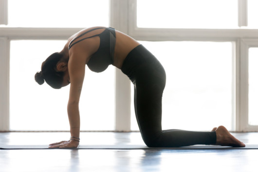 Top Stretches and Poses to Aid Back Pain