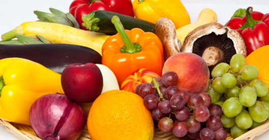 Different fruits and vegetables that help treat gout