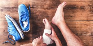 Tips on How to Gently Massage Broken Ankle to Relax Muscles