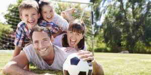 Family Fitness Activities to Get Fit Together