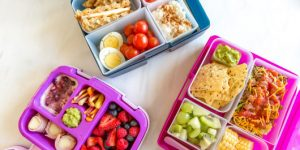 More Than Snack: How to Pack Perfect Lunchbox