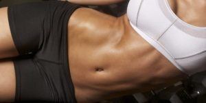 Lose Love Handles. Four Easy Exercises With Video Instructions