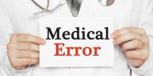 Most Common Medical Errors Which Are Covered by Insurance